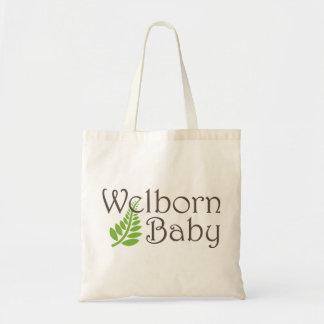 Welborn Baby Tote