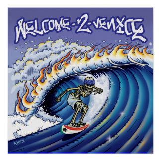 Welcome 2 Venice Poster