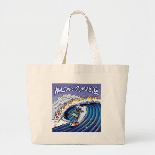 Welcome 2 Venice Tote