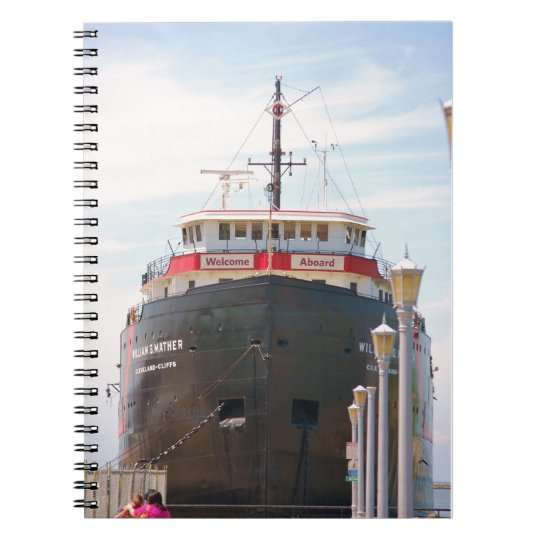 """""""Welcome Aboard"""" collection Notebooks"""