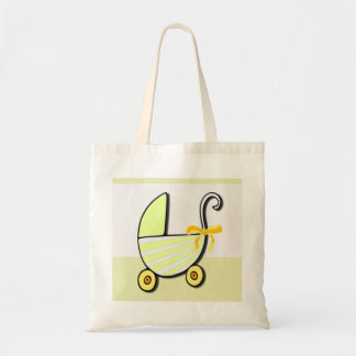 Welcome Baby or Baby Shower Budget Tote Bag