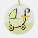 Welcome Baby or Baby Shower Ornaments