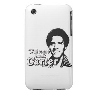 Welcome back Carter iPhone 3 Case-Mate Case