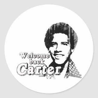 Welcome back Carter Faded.png Stickers