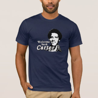 Welcome back Carter T-Shirt