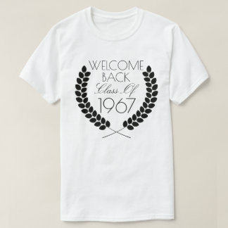 Welcome Back Class Of T-Shirt