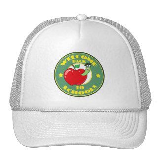 Welcome Back to School Trucker Hat