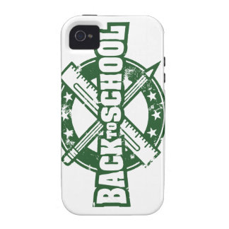 Welcome Back To School iPhone 4/4S Covers