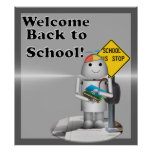 Welcome Back to School! Poster