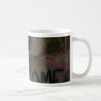 Welcome Bear Basic White Mug