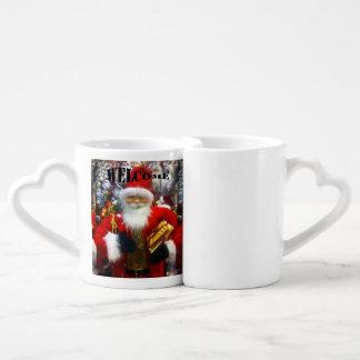 welcome coffee mug set