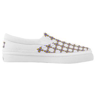 Welcome / Custom Zipz Slip On Shoes