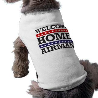 Welcome Home Airman Shirt