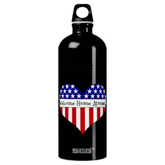 Welcome Home Airman! SIGG Traveller 1.0L Water Bottle