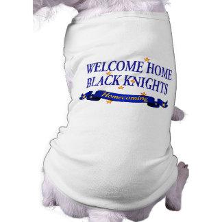 Welcome Home Black Knights Sleeveless Dog Shirt