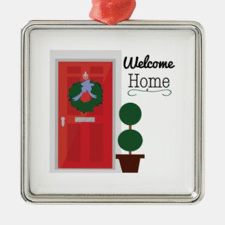 Welcome Home Christmas Ornament