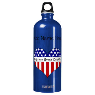 Welcome Home Coastie! SIGG Traveller 1.0L Water Bottle