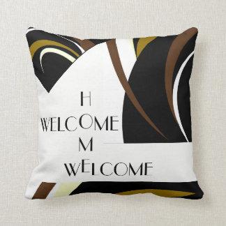 WELCOME HOME Design Cushion