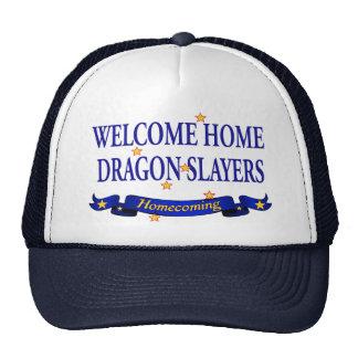 Welcome Home Dragon Slayers Cap