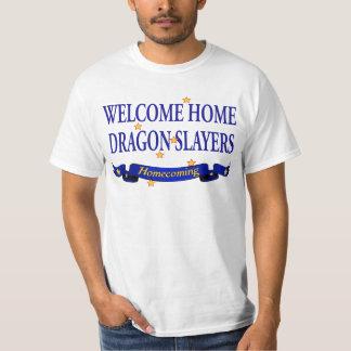 Welcome Home Dragon Slayers T Shirt