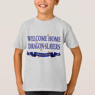 Welcome Home Dragon Slayers T-Shirt