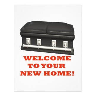 Welcome Home Full Color Flyer