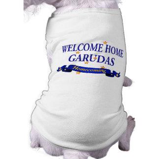 Welcome Home Garudas Sleeveless Dog Shirt
