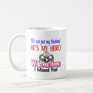 Welcome Home Husband Products Coffee Mug