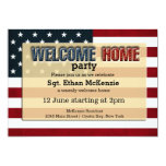 Welcome Home party 13 Cm X 18 Cm Invitation Card