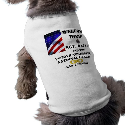 Welcome Home Pet Shirt