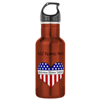 Welcome Home Sailor! 532 Ml Water Bottle