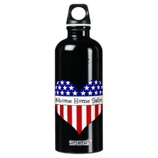 Welcome Home Sailor! SIGG Traveller 0.6L Water Bottle