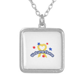 WELCOME HOME SOLDIER NECKLACE