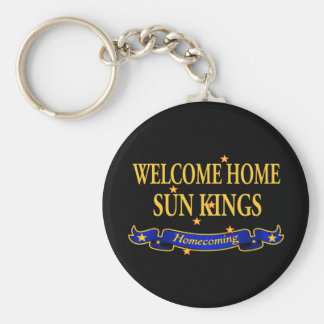 Welcome Home Sun Kings Key Chains