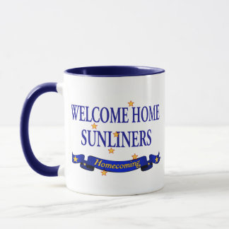 Welcome Home Sunliners Mug