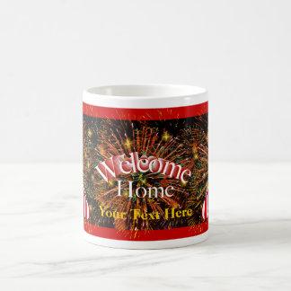 Welcome Home Troops Mug