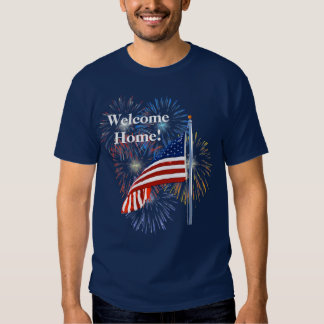 Welcome Home Troops Shirt