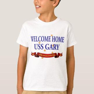 Welcome Home USS Gary T-Shirt
