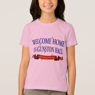 Welcome Home USS Gunston Hall T-Shirt