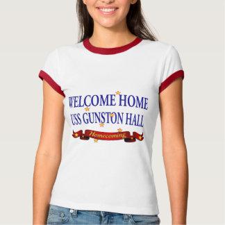 Welcome Home USS Gunston Hall Tshirts