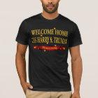 Welcome Home USS Harry S. Truman T-Shirt