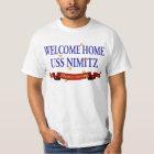 Welcome Home USS Nimitz T-Shirt