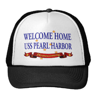 Welcome Home USS Pearl Harbor Cap