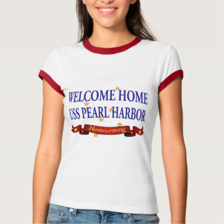 Welcome Home USS Pearl Harbor T-Shirt