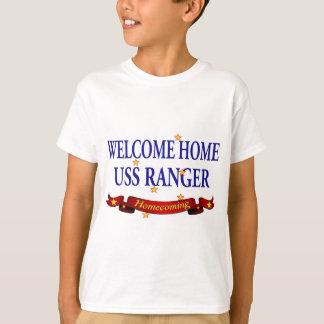 Welcome Home USS Ranger Tees