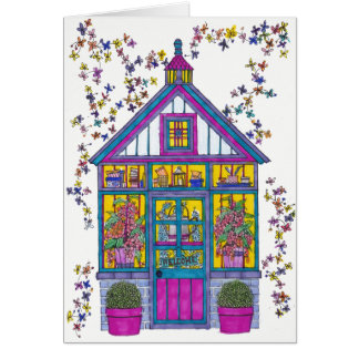 Welcome House Greeting Card
