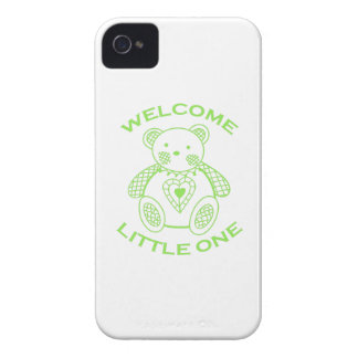 Welcome Little One iPhone 4 Case-Mate Cases