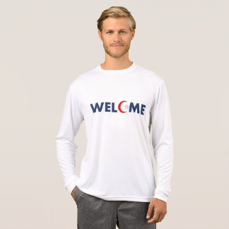 welcome ls T-Shirt