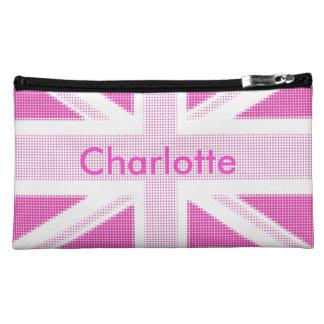 Welcome Princess Charlie! Makeup Bags