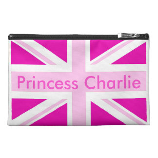 Welcome Princess Charlie! Travel Accessories Bag